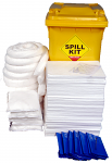 300 Litre Oil and Fuel only Mobile Spill Kit