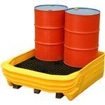 4 Drum Pallet Converter
