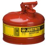 9.5 Litre Type 1 Steel Red Safety Can