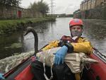 Swans and duck rescued from Clayton-le-Moors oil spill