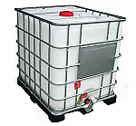1000 Litre IBC Tank - Plastic Pallet - (reconditioned)