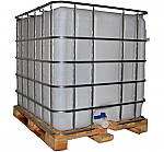 1000 Litre IBC Tank - Wooden Pallet - (reconditioned)