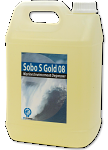 SOBO S GOLD 08 Oil Platform Rigwash & Oil Degreaser 4 x 5L